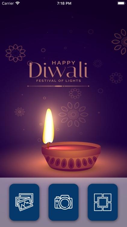 Diwali & New Year Pip Frames