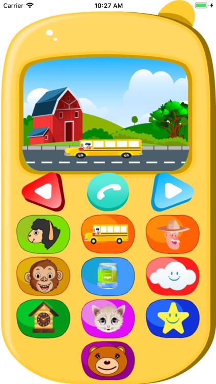 Happy Phone: Play and Learn screenshot-3