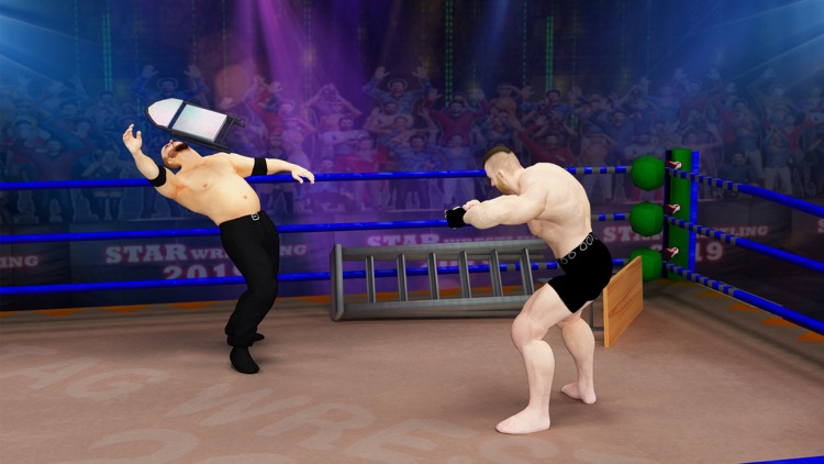 Real Wrestling Revolution 3d screenshot-6