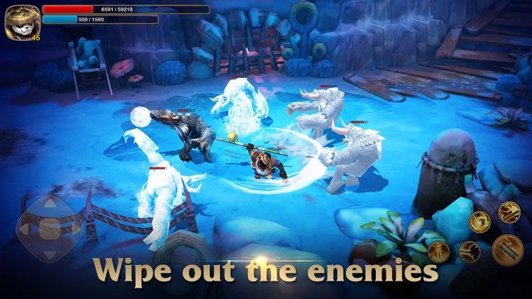 Taichi Panda: Heroes screenshot-3