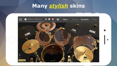 DrumKnee Drums 3D - Drum pad wiki review and how to guide