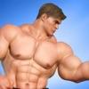 健身房 锻炼 适合度 巨头 3D