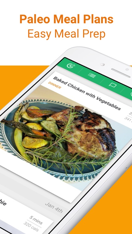 Paleo Diet Meal Plan & Recipes