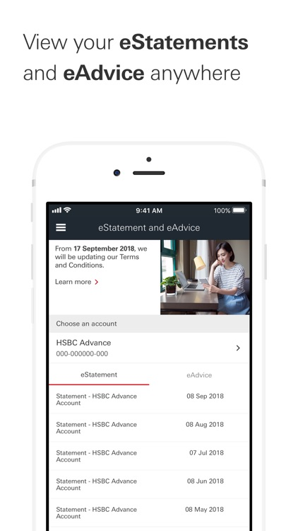 HSBC HK Mobile Banking screenshot-5