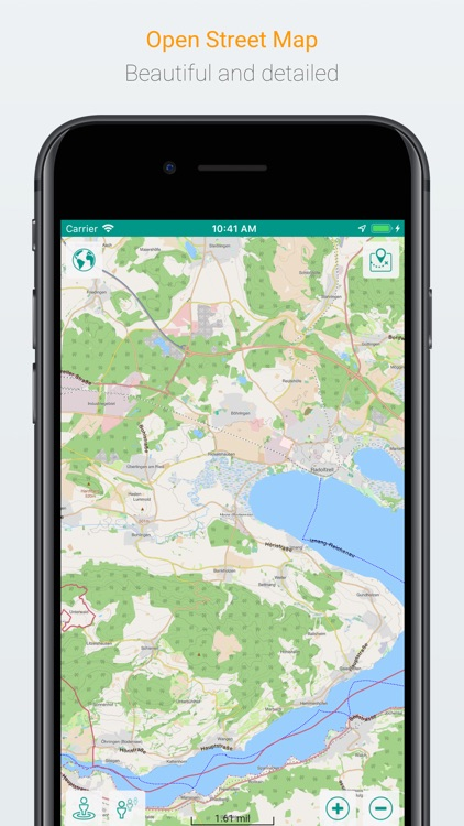 mAPP - Offline Mapping App screenshot-4
