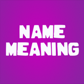 My Name Meaning.