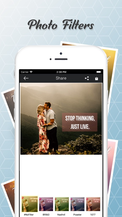Textpic - Text on Photo screenshot-5