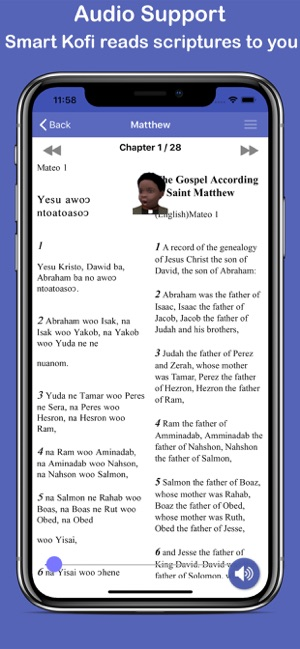 Twi & English Bible Offline on the App Store
