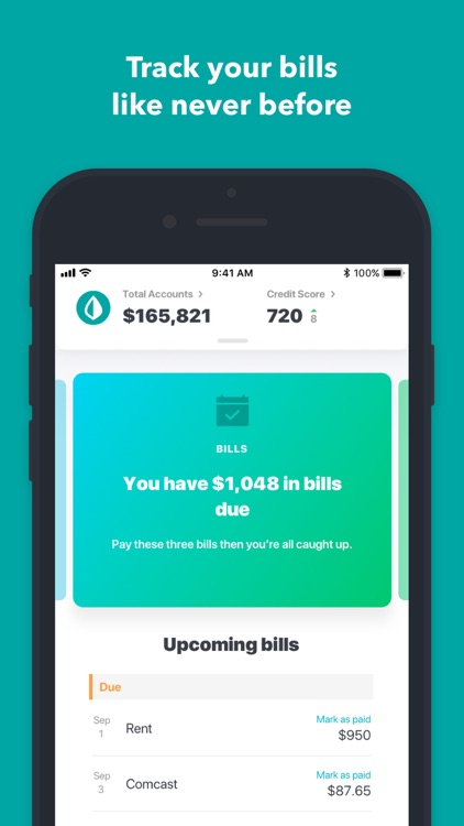 Mint: Personal Finance & Money screenshot-3