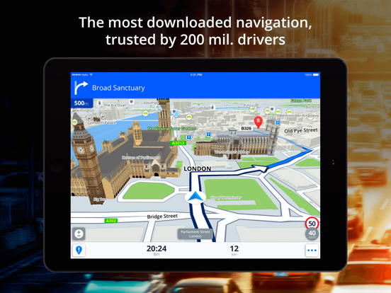 Sygic GPS Navigation & Maps | App Price Drops