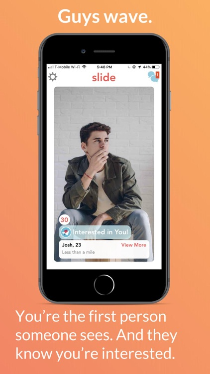 Slide - Dating App screenshot-3