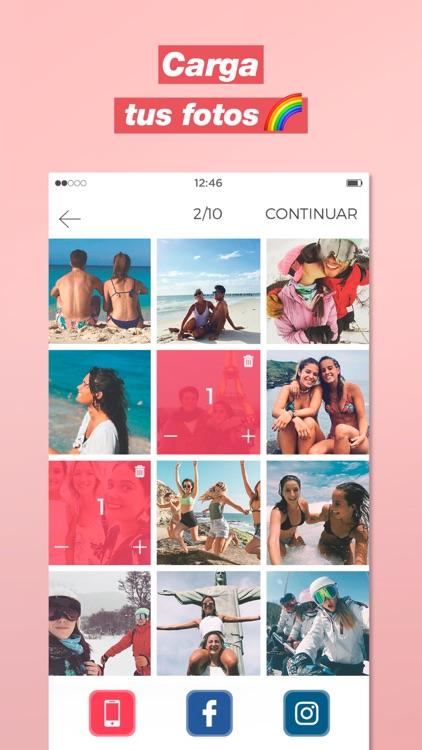 FotoSprint - Imprime tus fotos screenshot-3