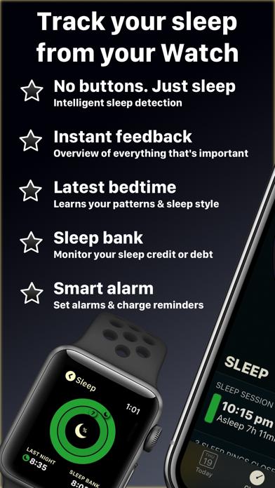 AutoSleep Track Sleep on Watch