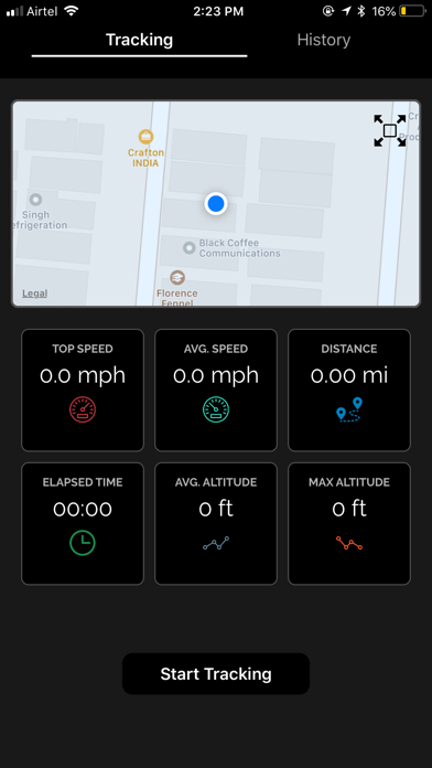 Live Speed: Run, GPS, Tracking Screenshot