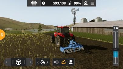 Screenshot from Farming Simulator 20