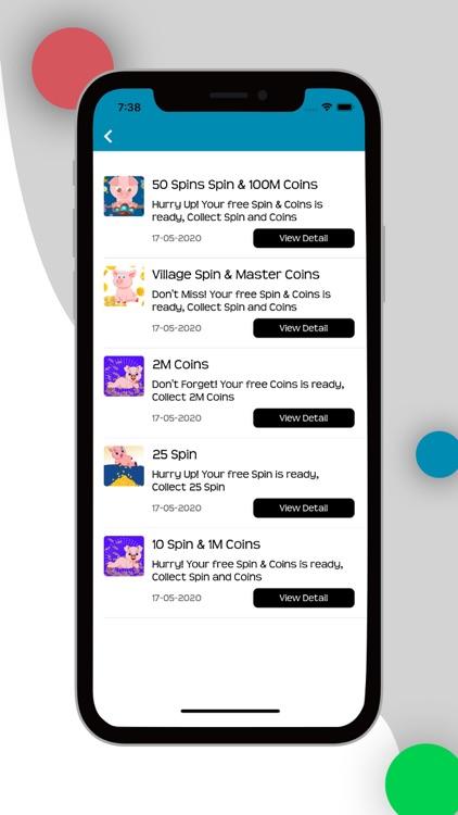 Coin & Spin Master - Chips screenshot-5