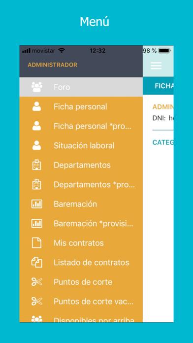 Bolsa Sanidad CVCaptura de pantalla de1
