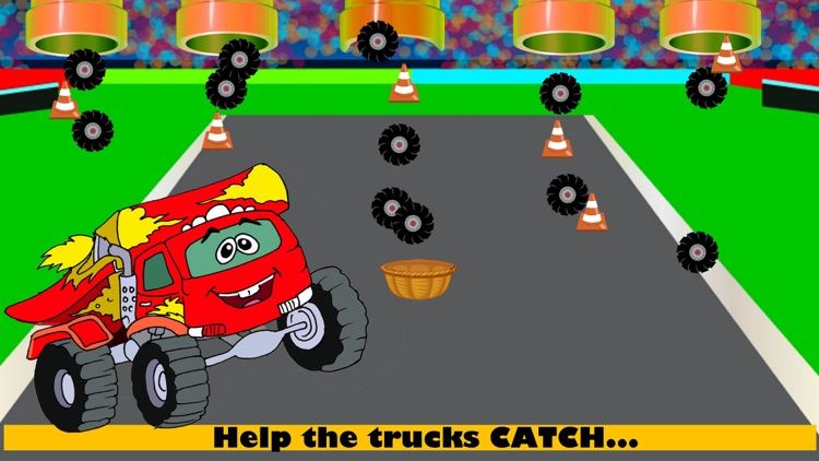 Truck Games for Kids Toddlers' screenshot-3