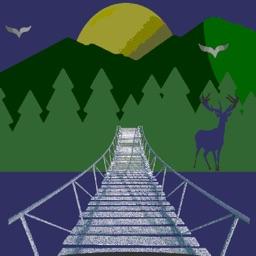 Land of the Swinging Bridges