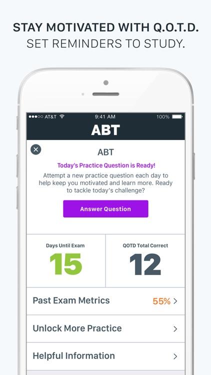 Official ABT Exam Practice screenshot-4
