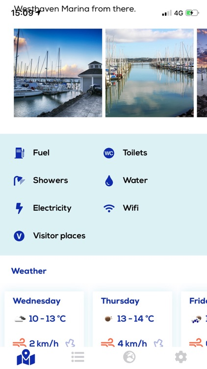 Marina Guide - New Zealand screenshot-3