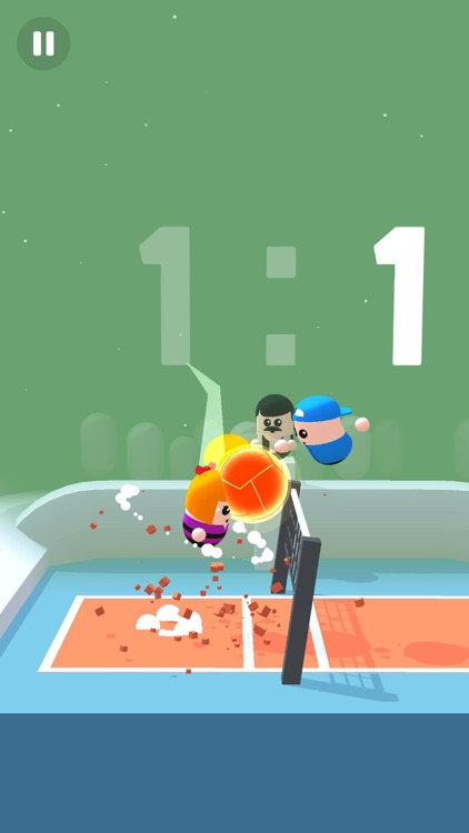 Volley Beans screenshot-1