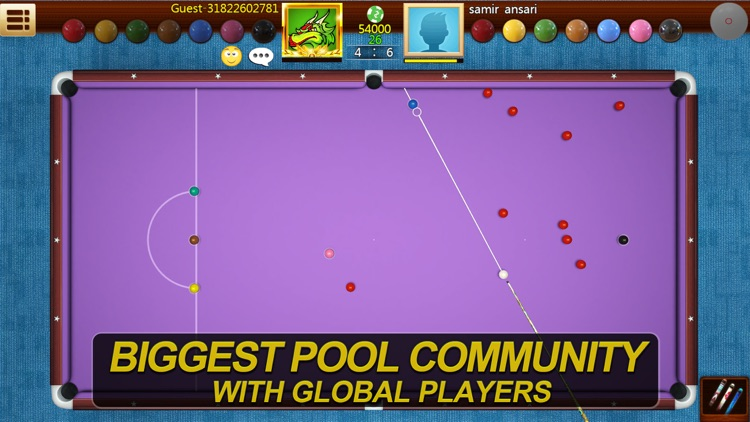 Real Pool 3D: Online Pool Game screenshot-3