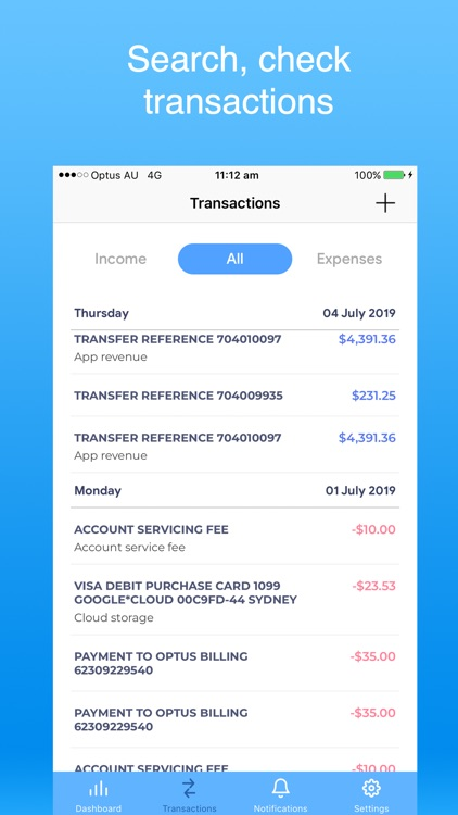 Revenue Tracker screenshot-8