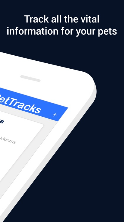 PetTracks - Pet Management