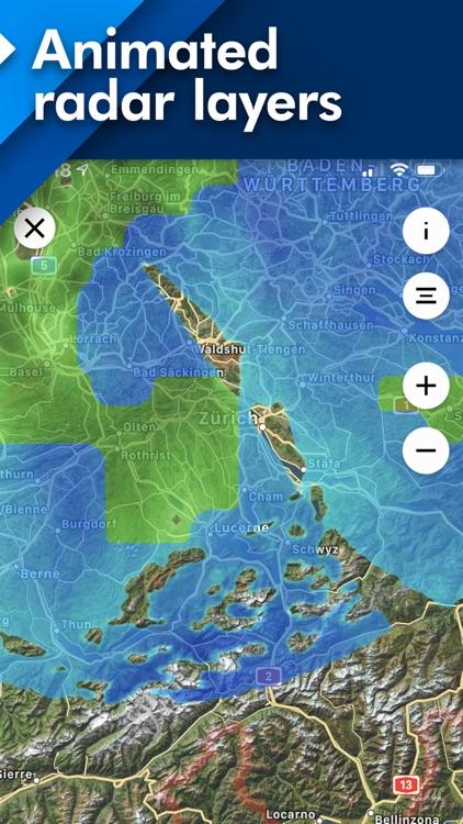 Widget Weather app screenshot-3