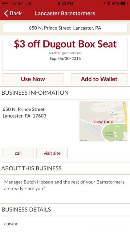 Local Flavor - Deals & Coupons screenshot-4