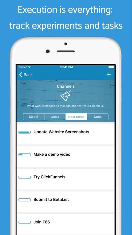 MetaCanvas: Business Model Kit screenshot-4