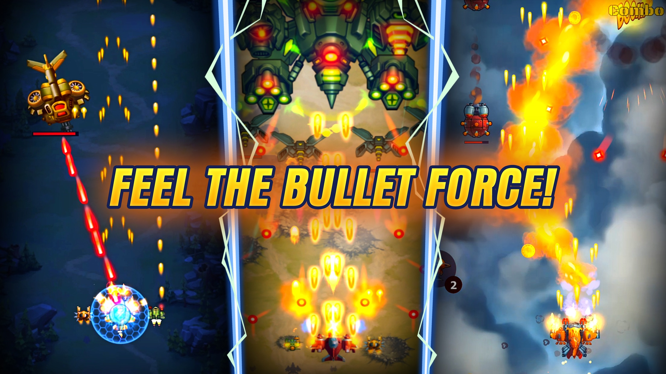 HAWK: Airplane Fighter jet sky Screenshot