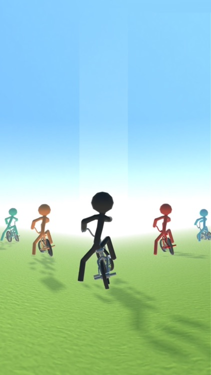 Stickman Riders screenshot-0