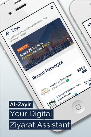 Al-Zayir - náhled