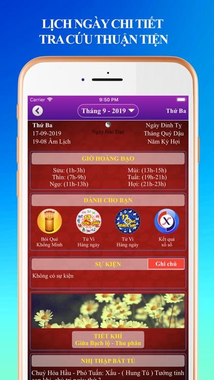 Lich Van Nien 2020 - Lich Viet screenshot-4