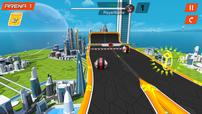 GyroSphere Tournament screenshot 3