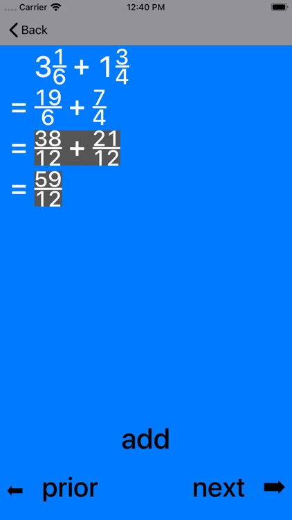 BasicFrac Fractions screenshot-7