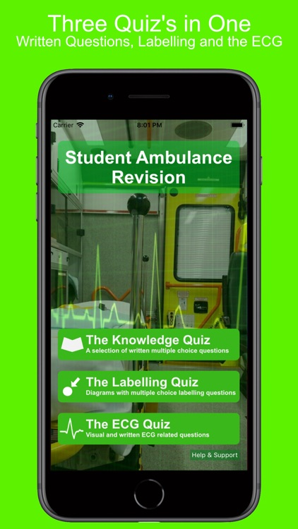 Student Ambulance Revision screenshot-3