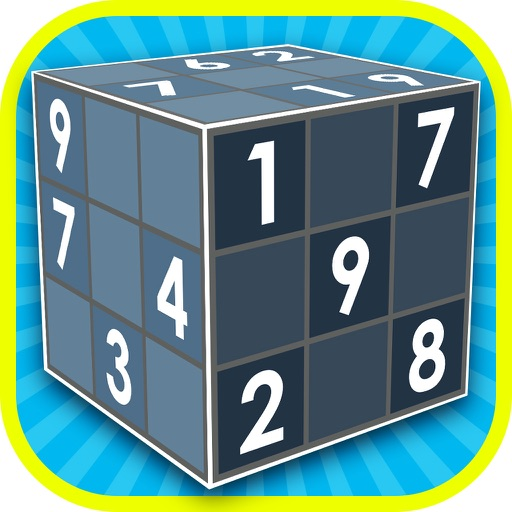 Sudoku Game - Number Puzzle