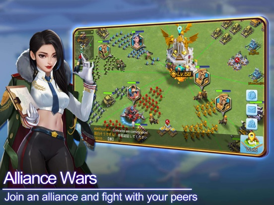 Top War: Battle Game screenshot 10