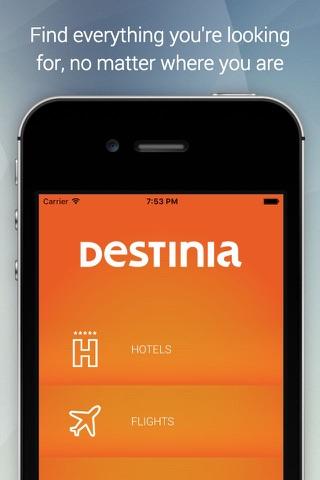 Destinia.com - náhled