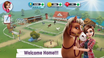 My Horse Stories Screenshot 1