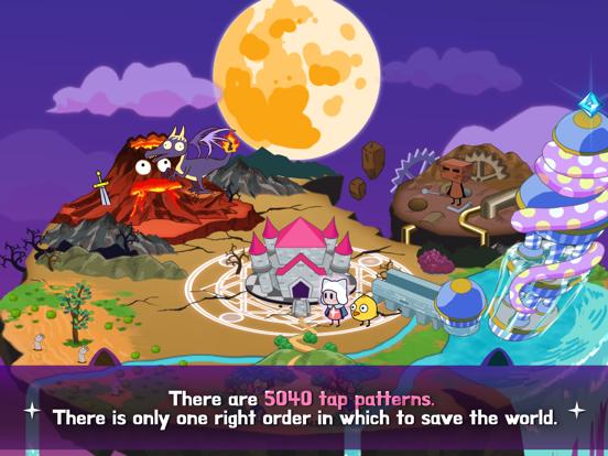 7タップで世界を救え!のおすすめ画像4