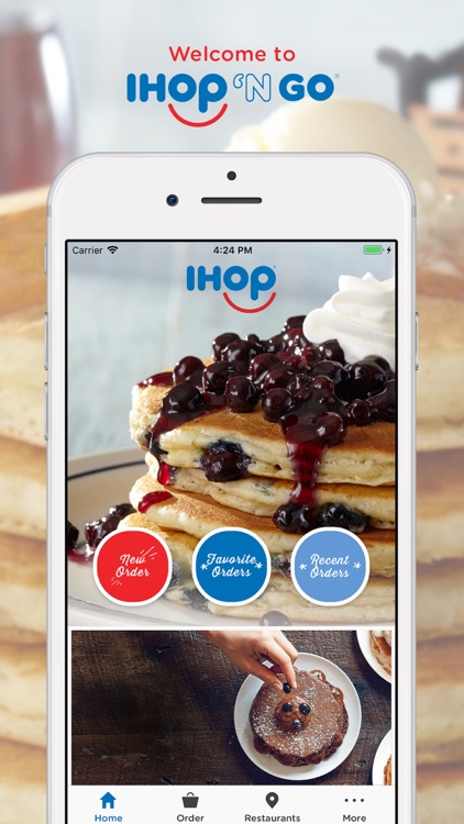 IHOP screenshot-0