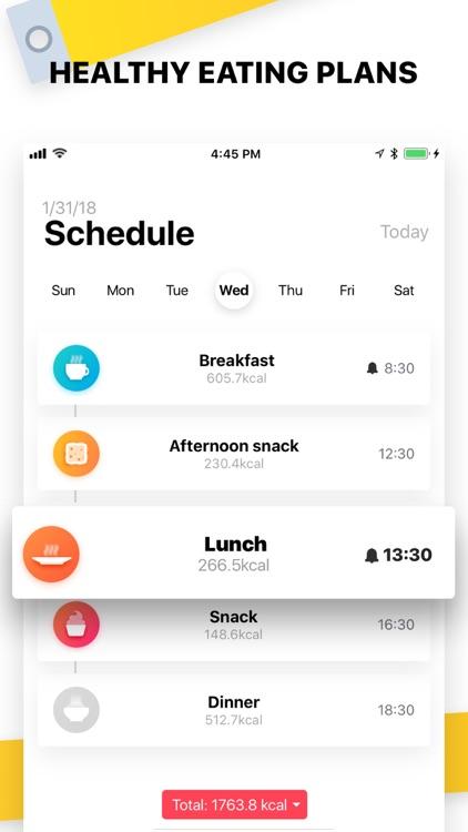 Blood Diet Plan screenshot-0