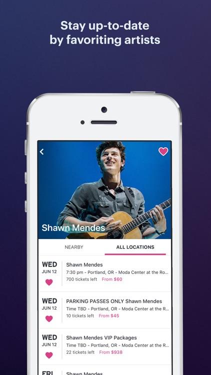 StubHub: Event Tickets screenshot-4
