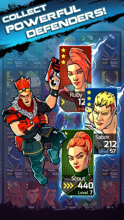Puzzle Force: Match 3 RPG screenshot-3