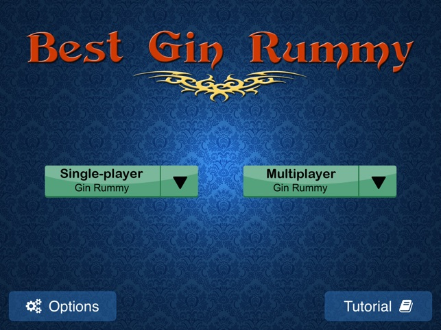 Best Gin Rummy Screenshot