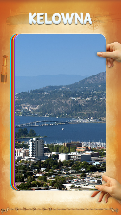 Kelowna City Guide screenshot one